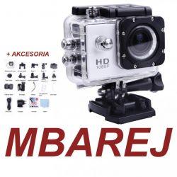 KAMERA FULL HD SJ4000 LCD 2 BAT.AKCES.DYSTRYBUTOR
