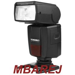 Lampa błyskowa YONGNUO YN468-II E-TTL Nikon W-wa