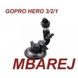 Przyssawka na szybę do GoPro HERO 3 2 1 uchwyt mon