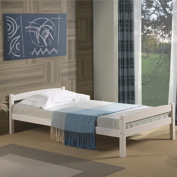 łóżko Młodzieżowe Z Materacem Na Bazarekpl