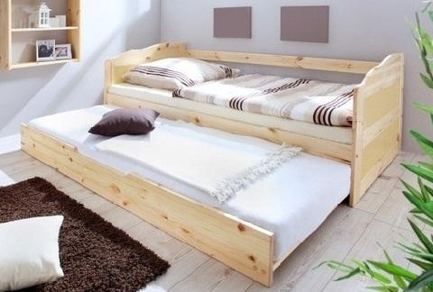 łóżko Piętrowe Wysuwanematerace Na Bazarekpl