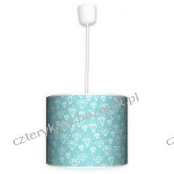 Lampa wisząca Diamenty Pojemniki na zabawki