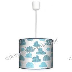 Lampy wisząca Chmury