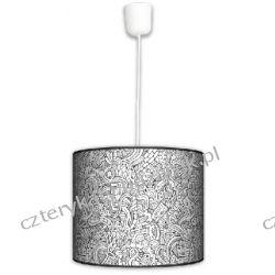 Lampa wisząca Domki Pufy