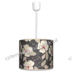 Lampa wisząca Kwiaty Pojemniki na zabawki