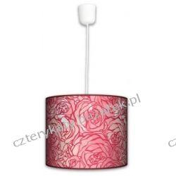 Lampa wisząca Red red rose Komody