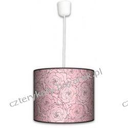 Lampa wisząca Pudrowe róże Komody