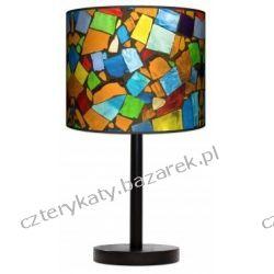 Lampa stojąca MOZAIKA Łóżka pojedyncze