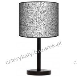 Lampa stojąca Domki Lampy