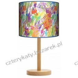 Lampa stojąca Kolorowe kredki