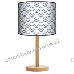 Lampa stojąca Łuska Komody