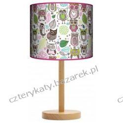 Lampa stojąca Sowi gaj Komody