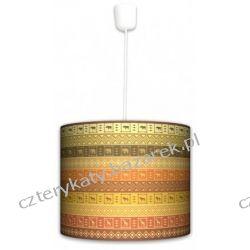 Lampa wisząca Afryka Pufy