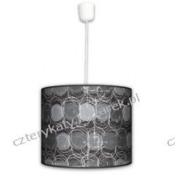 Lampa wisząca Grey Regały i półki