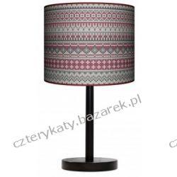 Lampa stojąca Pleciony sweter Komody