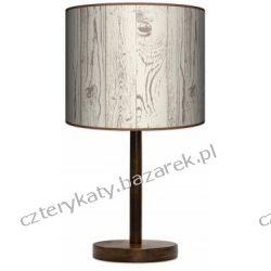 Lampa stojąca Wood Pufy