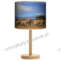 Lampa stojąca Sahara Komody