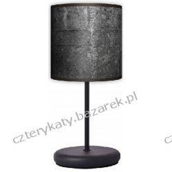 Lampa stojąca eko Black stone