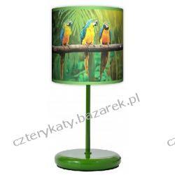 Lampa stojąca eko Amazonia Łóżka pojedyncze