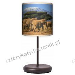 Lampa stojąca eko Sahara