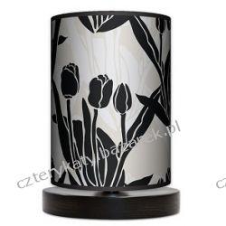 Lampa stojąca mała Tulipany Regały i półki