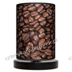 Lampa stojąca mała Coffee Regały i półki