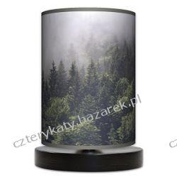 Lampa stojąca mała Mgła Komody