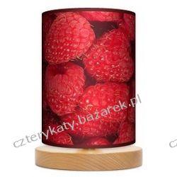 Lampa stojąca mała Raspberry Regały i półki