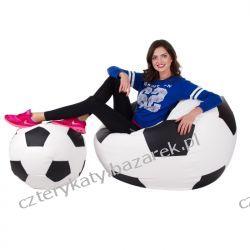 Pufy Piłki  Footbolowe XXXL + L