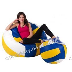 Pufy Zestaw piłek Volleyball XXXL+XXL+
