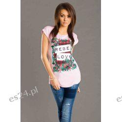 Koszulki damskie - S/M; M/L