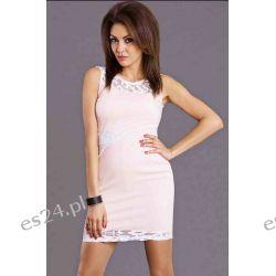 Sukienki wizytowe mini -  M, L