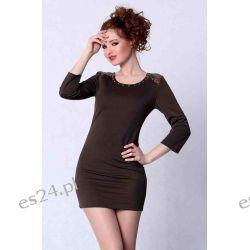 Sukienki koktajlowe mini - S