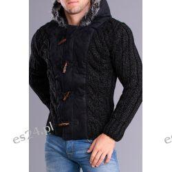 Sweter zapinany - S, M, L, XL