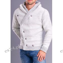 Sweter zapinany - M, L, XL