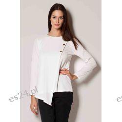 Bluzki damskie asymetryczne  -S,M,L,XL