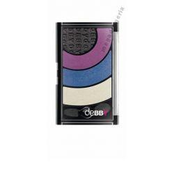 Debby Color Case Quad cień poczwórny 02 JEDYNY!!!