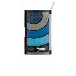 Debby Color Case Quad cień poczwórny 04 JEDYNY!!!