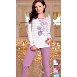 Piżama damska Taro Sofia *bawełna*KOLORY* XL/42