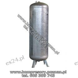 Zbiornik ciśnieniowy 1000 l/16 bar - ocynk