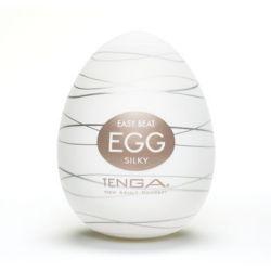 Tenga Egg Silky - Jajka do masturbacji Śliskie (6