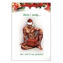 Torebka świąteczna - dla niej Duża