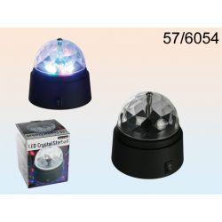 Lampka LED Crystal