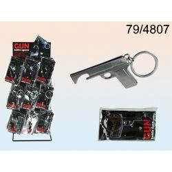 Otwieracz brelok pistolet