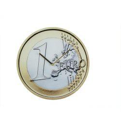 Zegar 1 euro