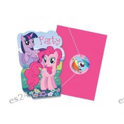 Zaproszenia My Little Pony, 1op.