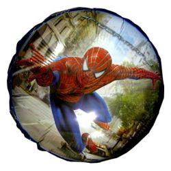 "Balon foliowy 18"" CIR Spiderman 3 City, 1szt"