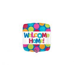 "Balon foliowy 18'' SHP Welcome Home!, 1szt."""