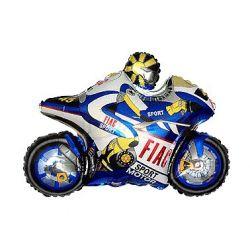 """Balon foliowy 24"""" SHP Motor FIAC Sport, 1szt"""
