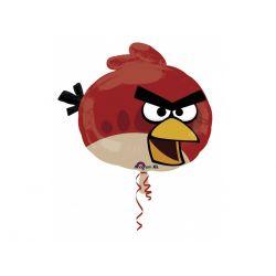 """Balon foliowy 23 x 20"""" SHP Angry Birds, 1szt"""